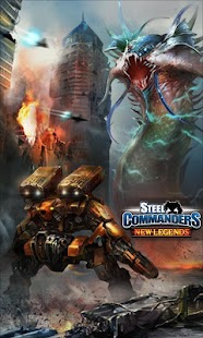Steel Commanders - screenshot thumbnail