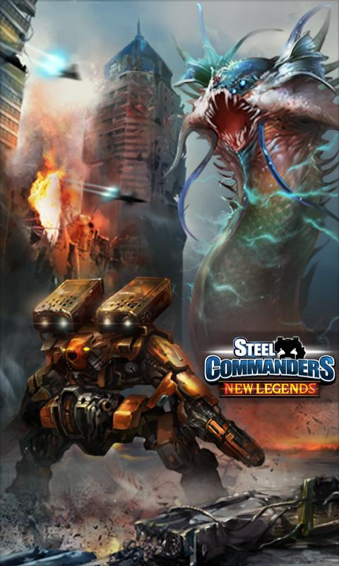 Steel Commanders - screenshot