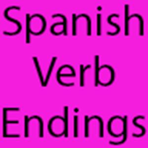 Spanish Verb Ending Practice