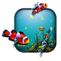 Fishes 3D Live Wallpapers icon