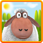 Let sheep love icon