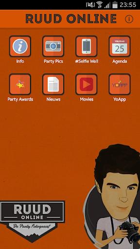 RuudOnline app