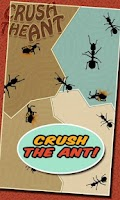 Screenshot of Crush the Ant