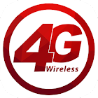 4G Wireless icon