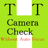 TTCameraChecker(No Auto Focus)