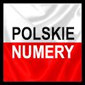 Polskie numery logo