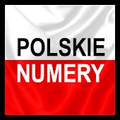 Polskie numery