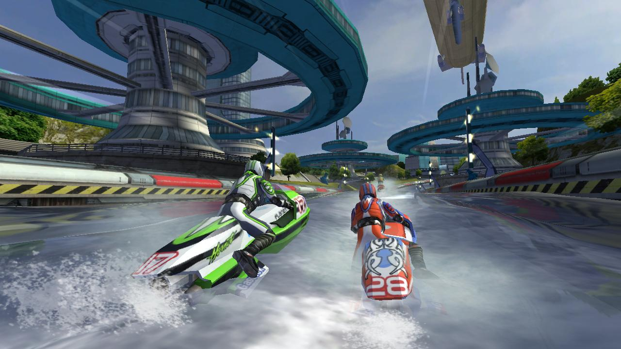 Riptide GP - screenshot