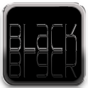 Blacked Out Keyboard Skinz icon