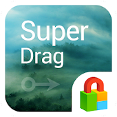Super Drag Dodol Locker Theme