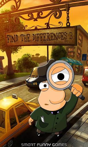 Encontre as Diferenças 3