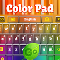 GO Keyboard Color Pad icon