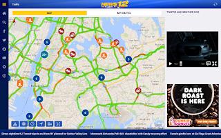 Screenshot of News 12