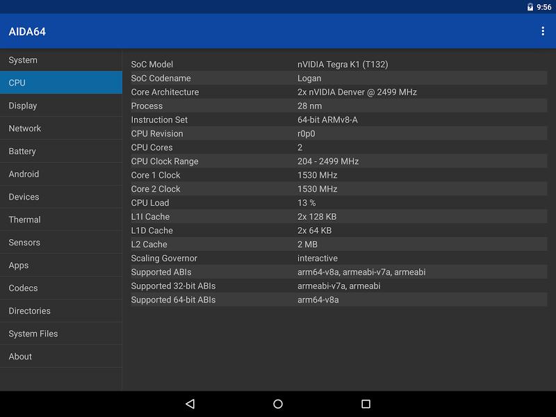 AIDA64 Screenshot 9