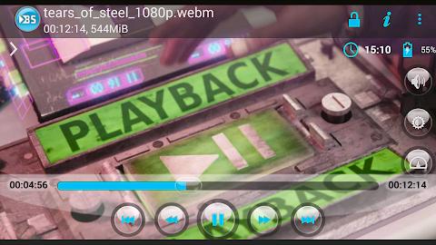 BSPlayer Screenshot 1
