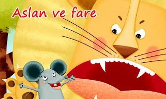 Screenshot of Aslan ve fare