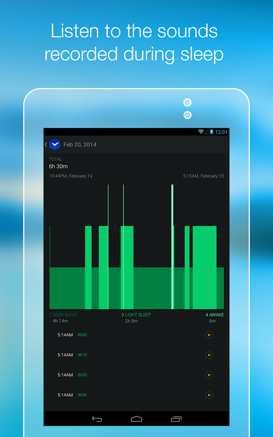 Smart Alarm Clock- screenshot