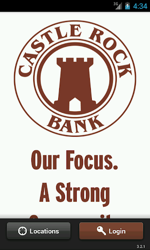 Castle Rock Bank Mobile