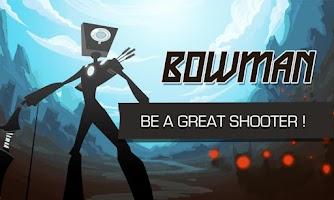 Screenshot of Bowman Game