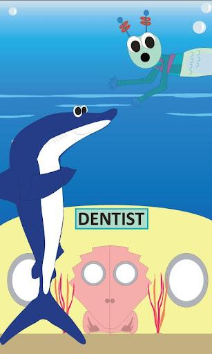 Loose Shark Tooth