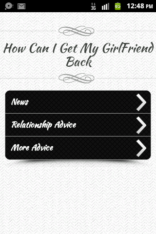 how to get my girlfriend back1