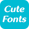 Cute Fonts - Emoji Keyboard
