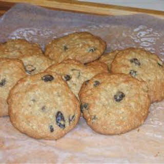 Old Fashioned Oatmeal Cookies.