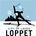 City of Lakes Loppet logo