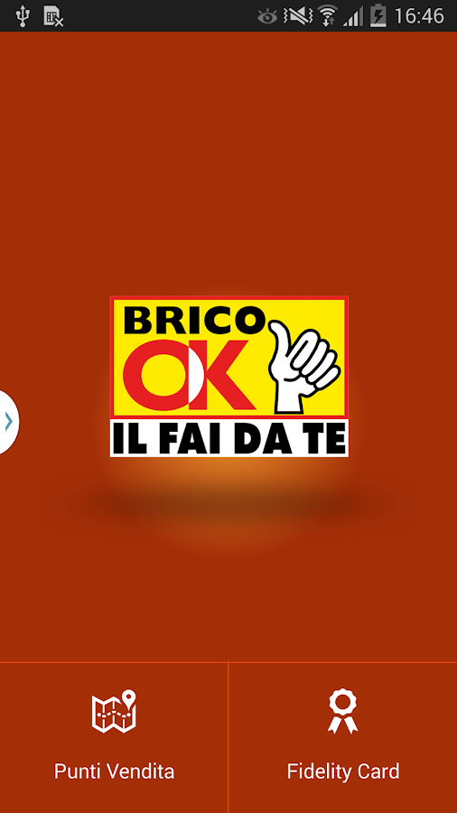 Brico ok android apps on google play for Brico arreda srl