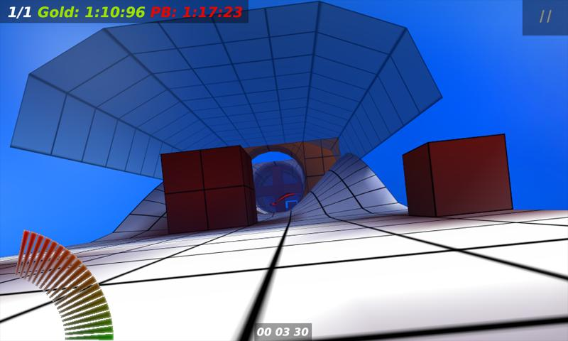 Velox 3D - screenshot