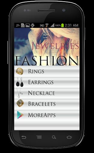 Women Fashion Jewellery Design
