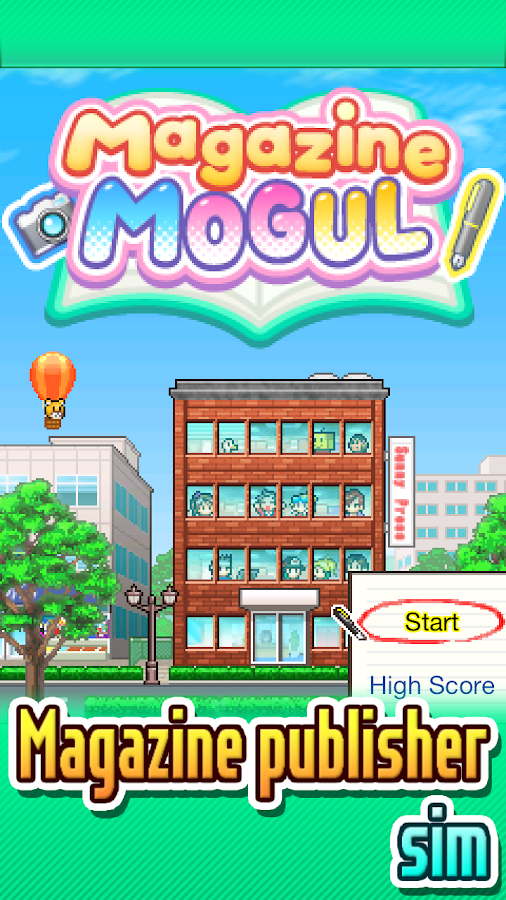 Magazine Mogul- screenshot