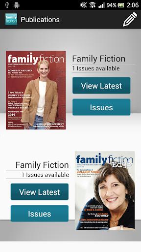 Family Fiction Magazine