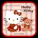 Hello Kitty ScotchTeddy Theme icon