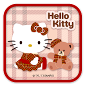 Hello Kitty ScotchTeddy Theme