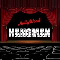 Hangman HollyWood icon