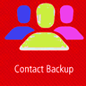 Easy Contacts Backup