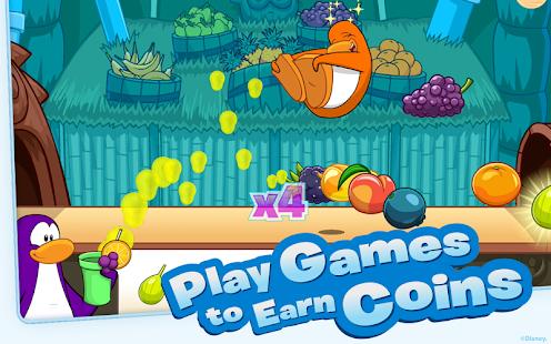 Club Penguin Screenshot 6