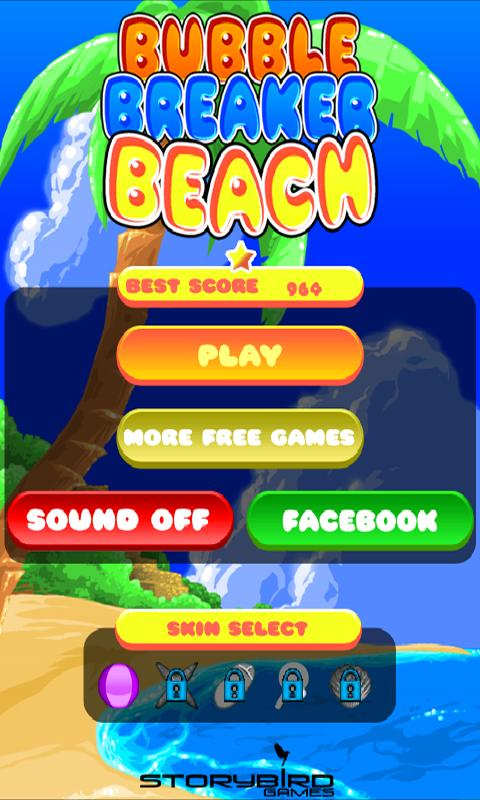 Bubble Breaker Beach - screenshot