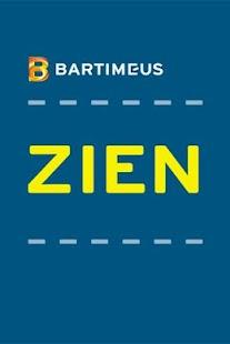 Bartiméus Zien App- screenshot thumbnail