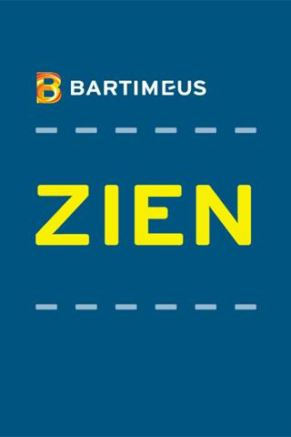 Bartiméus Zien App - screenshot