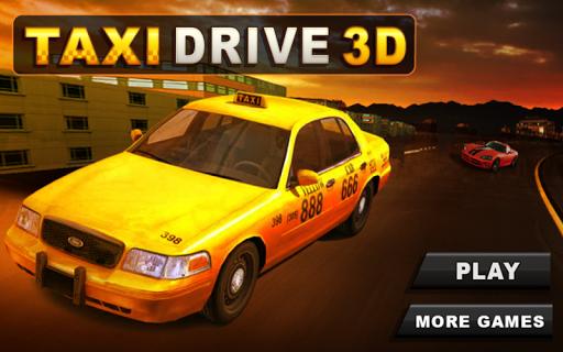 Taxi Drive 3d