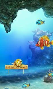 MF Aquarium Live Wallpaper