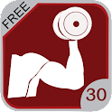 30 Day Arm Challenge FREE icon