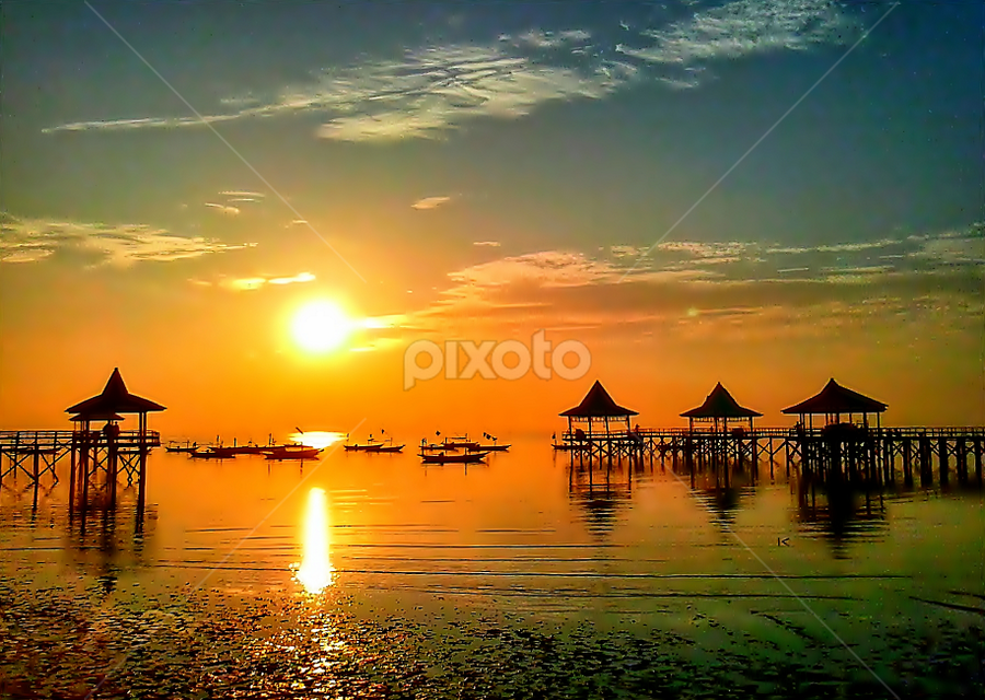 kenjeran beach by Herry . - Instagram & Mobile Android