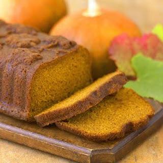 Orange-Spice Pumpkin Bread.