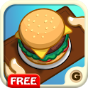 Burger-Fun Food RPG Games KIDS icon