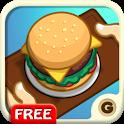 Burger-Fun Food RPG Games KIDS icon