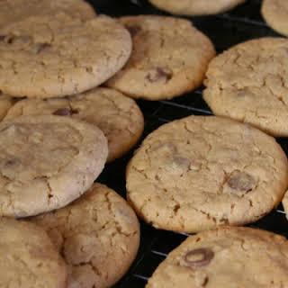 No Bake Chocolate Oatmeal Cookies.
