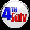 uJuly4th: America's Fireworks logo